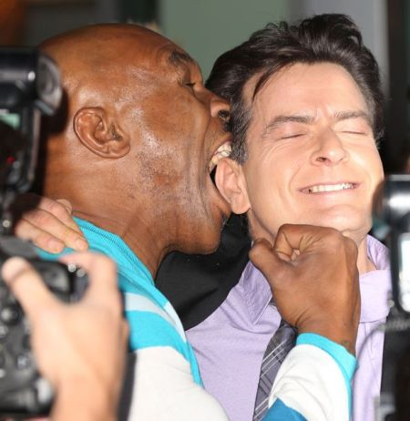 mike-tyson-charlie-sheen-ear