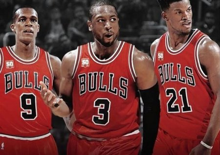 You want the Bulls to have their team implode? This is the way to do it, I suppose.